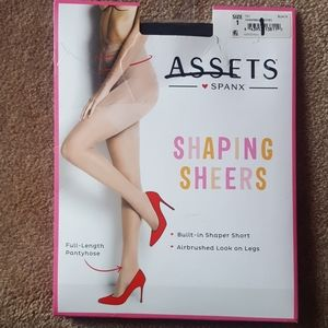 Assets SPANX shaping sheers